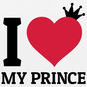 I love my Prince Bags & Backpacks - EarthPositive Tote Bag