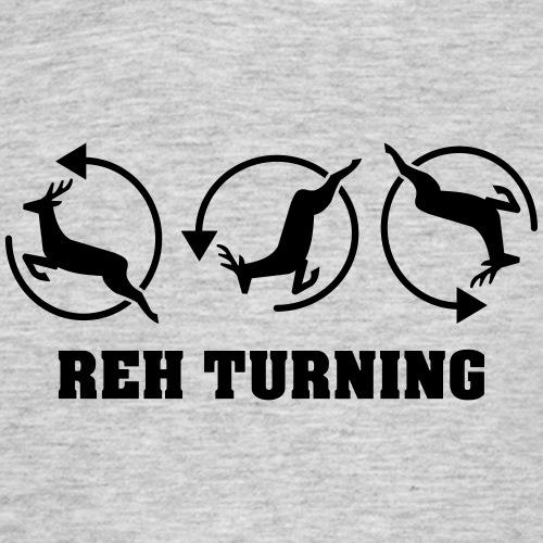REH turning