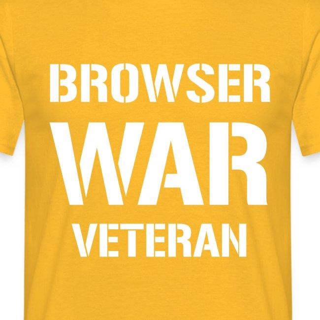 Browser War Veteran für gestandene Web-Entwickler