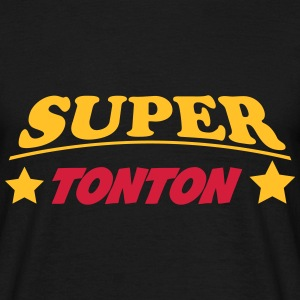 Super tonton 111 T-shirts - Herre-T-shirt