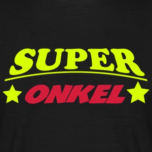 Super onkel 111 T-shirts - Herre-T-shirt