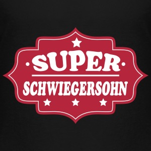 Super schwiegersohn 111 T-Shirts - Teenager Premium T-Shirt