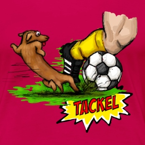 Tackel T-Shirts - Frauen Premium T-Shirt