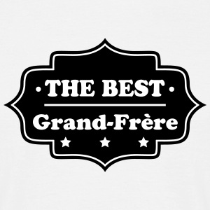 The best grand-frère 111 Camisetas - Camiseta hombre