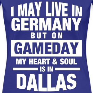 Germany - Dallas T-Shirts - Frauen Premium T-Shirt