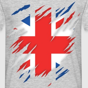 Torn UK T-Shirts - Men's T-Shirt