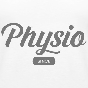 Physio Since (Your Date) Tops - Frauen Premium Tank Top