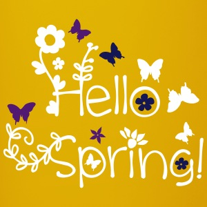 Hello spring Full Colour Mug - Full Colour Mug