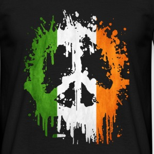 peace irish - Men's T-Shirt