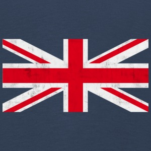 Vintage flag britain Long Sleeve Shirts - Kids' Premium Longsleeve Shirt