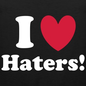 Haters Tank Tops - Men's Premium Tank Top
