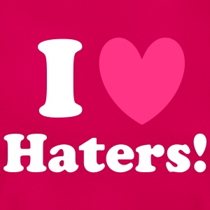 Haters Tee shirts - T-shirt Femme