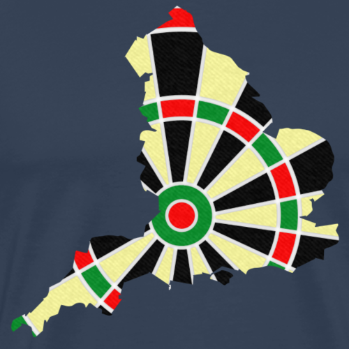 England Dartscheibe