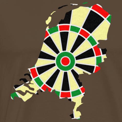Niederlande Dartscheibe