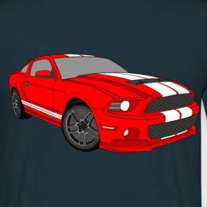 Mustang Shelby GT500 - Camiseta hombre