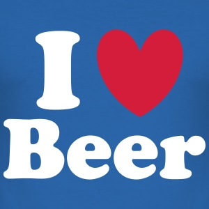 Beer T-Shirts - Men's Slim Fit T-Shirt