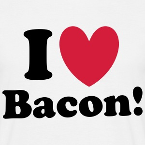 Bacon T-skjorter - T-skjorte for menn