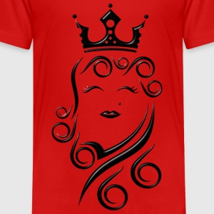 Little Princess - Teenager Premium T-Shirt