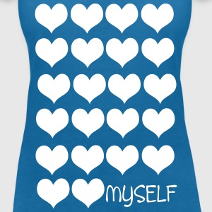 love myself Women's V-Neck T-Shirt - Women's V-Neck T-Shirt