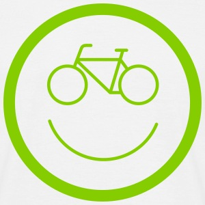 Happy Green Cycling - Men's T-Shirt