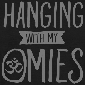 Hanging With My Omies T-Shirts - Men's T-Shirt