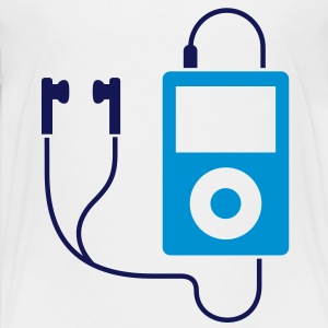 iPod / MP3 player Shirts - Teenage Premium T-Shirt