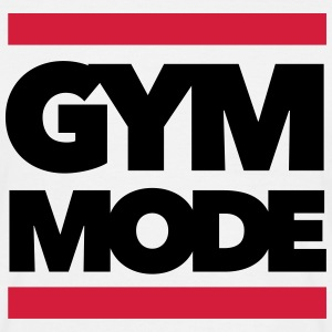 Gym Mode - Fitness - Bodybuilding T-Shirts - Männer T-Shirt