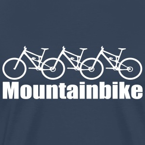 mountainbike cycling T-Shirts - Men's Premium T-Shirt
