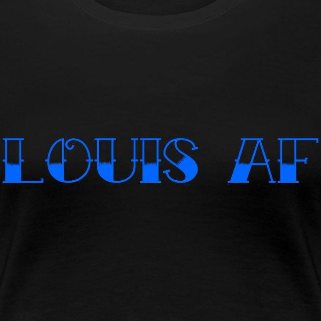 LOUIS AF 1 Womens Shirt