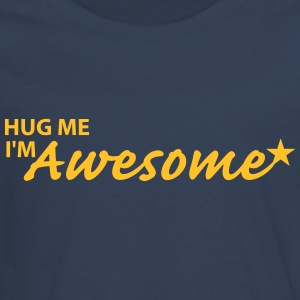 Hug me Long Sleeve Shirts - Teenagers' Premium Longsleeve Shirt