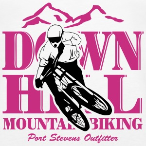 Downhill - Mountainbiking Topy - Tank top damski Premium