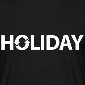 Holiday review T-Shirts - Men's T-Shirt