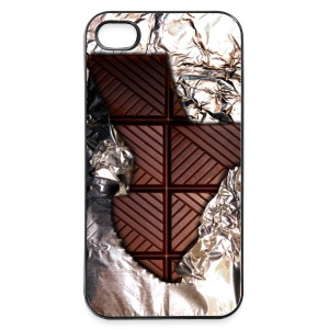 Chocolat - Coque rigide iPhone 4/4s