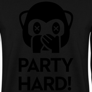 Party Hard - Männer Pullover