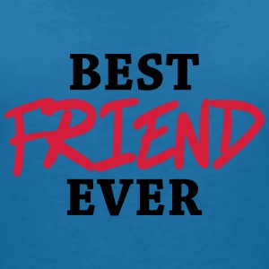 Best friend ever T-Shirts - Women's V-Neck T-Shirt