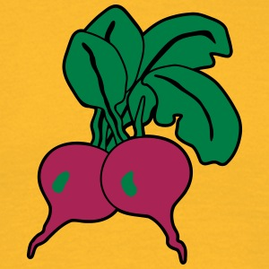 Couple Radishes T-shirts - Herre-T-shirt