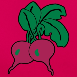 Couple Radishes T-Shirts - Frauen T-Shirt