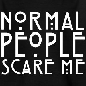 People Scare Me - KOLESON COUTURE - Kinder T-Shirt