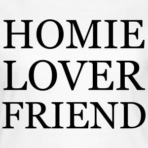 Homie Lover Friend - KOLESON COUTURE  - T-shirt Femme