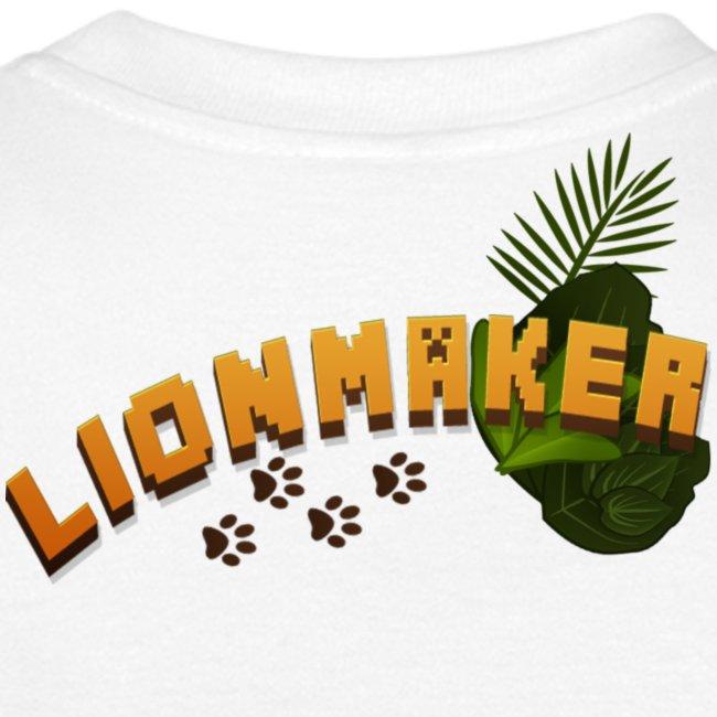 LionTeen's Shirt Dark Paws