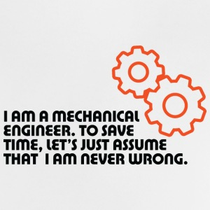 I am an engineer and I m always right! Shirts - Baby T-Shirt