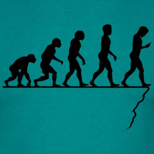 Evolution humanity - T-shirt Homme