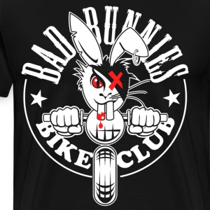 Kabes Bad Bunny T-Shirt - Men's Premium T-Shirt