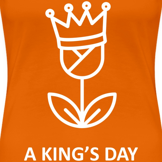 Kingsday Women's Tee