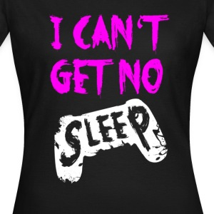 I can't get no sleep (RW) T-Shirts - Frauen T-Shirt