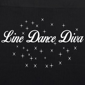 Line Dance Diva Bags & Backpacks - EarthPositive Tote Bag