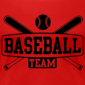 Baseball Team T-Shirts - Women's Premium T-Shirt