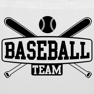 Baseball Team Bags & Backpacks - Tote Bag