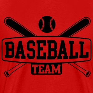 Baseball Team T-shirts - Mannen Premium T-shirt