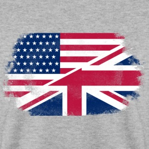 USA - Union Jack Flag Gensere - Genser for menn